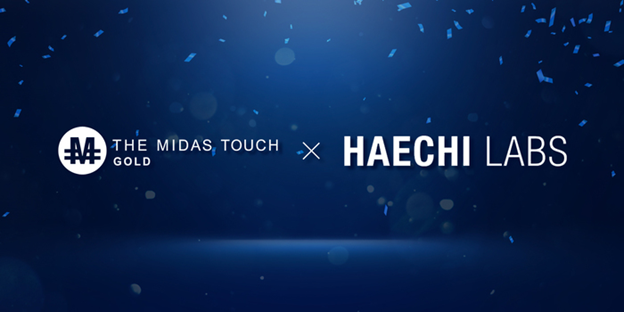 TGXC Touch Gold Exchange - Midas Touch x Haechi labs